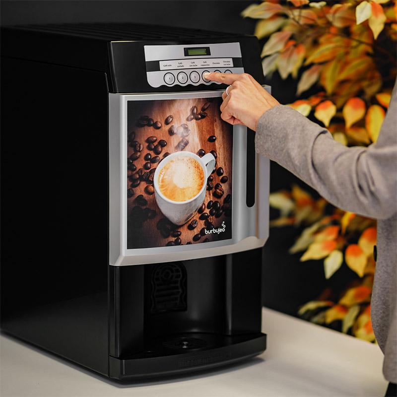 Burbujeo - Agua y café en tu centro de trabajo
