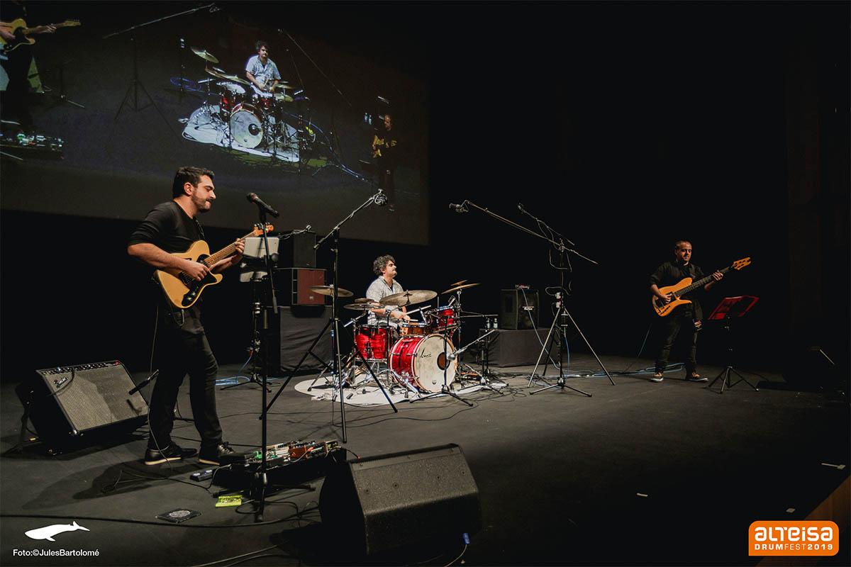 Suite Trio Alteisa Drumfest La Otra Comunicación fotografía profesional