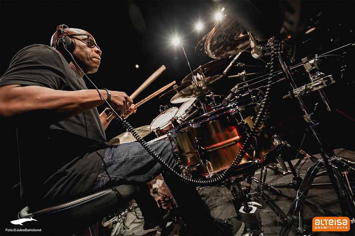 Derrick Mckenzie Alteisa Drumfest La Otra Comunicación fotografía profesional