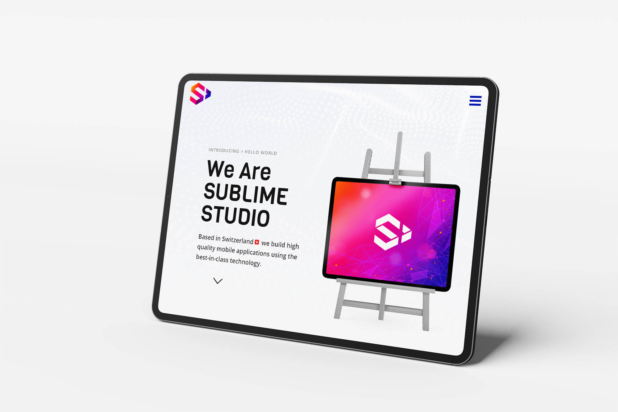 Sublime Studio, La otra comunicacion, Branding, Diseño web, Logotipo, Diseño